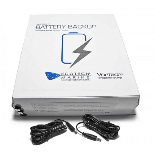 Meters & Controllers Ecotech Marine Battery Back Up Cable With Inline Fuse.
