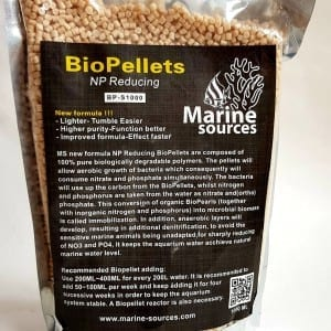 marine source bio pellet 1000ml