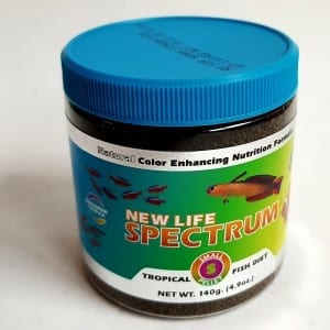 nls small fish formula 0.5mm