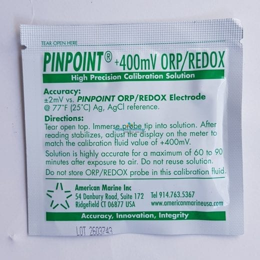 pinpoint_redox_orp_calibrtation_solution