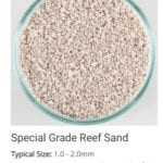 caribsea special grade reef sand