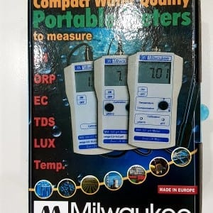 milwaukee ph controller