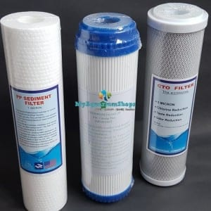 "10"" complete water filter bundle"