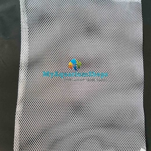 filter bag large hole