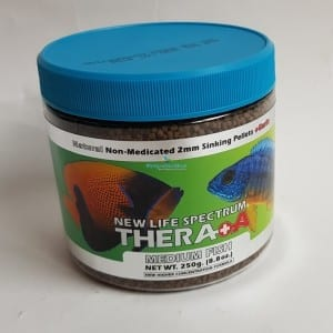 new life spectrum 2mm medium fish formular