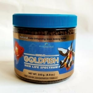 new life spectrum goldfish formula