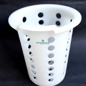 4inch filter media cup pro reef