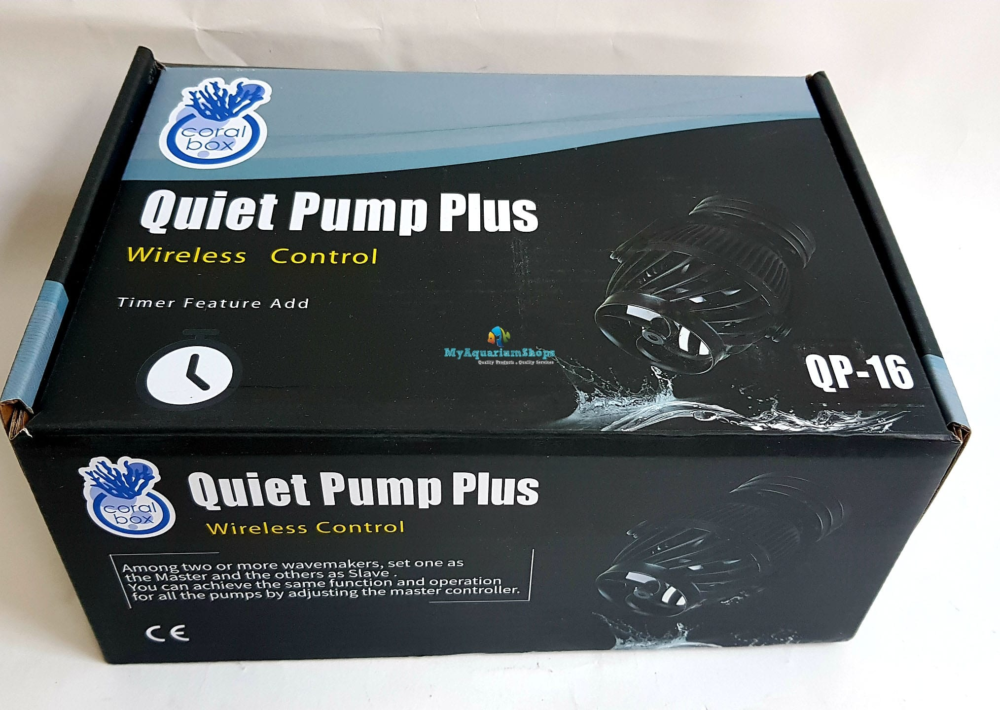 coral box qp 16 wave maker pump 16 000 lph myaquariumshop