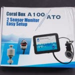 coral box a100 auto top up