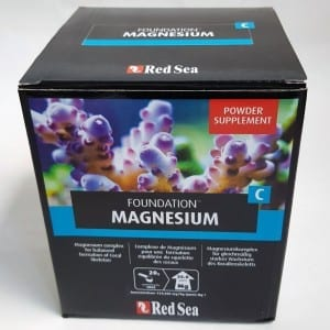 redsea magnesium powder