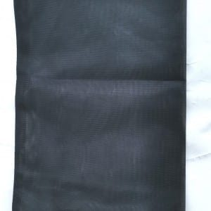 black filter bag 30x20cm