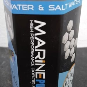 marine pure gems filter media