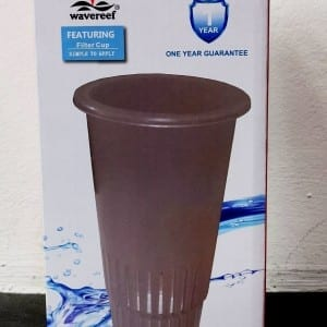 "wavereef 4"" filter cup"