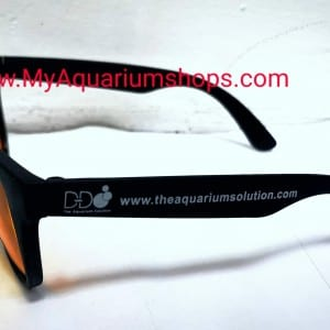 DD coral glasses
