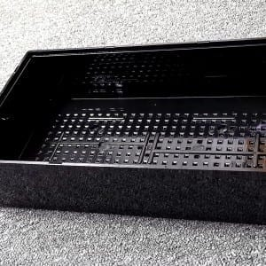 mr aqua filter tray black